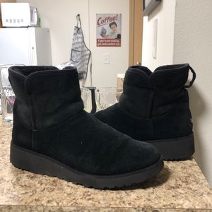 •AS IS LOW PRICE• RARE $189 RETAIL BLACK UGG BOOTS